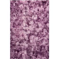 Dywan camouflage 160 x 230 cm fioletowy