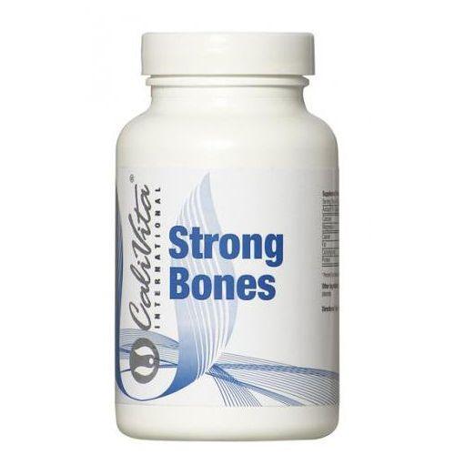 Witaminy i minerały, Strong Bones (wapń + magnez)