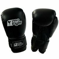Rękawice do walki, RĘKAWICE BOKSERSKIE PROFight CZARNE R.12