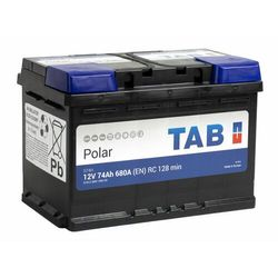 Akumulator TAB POLAR S 74Ah 680A EN wysoka