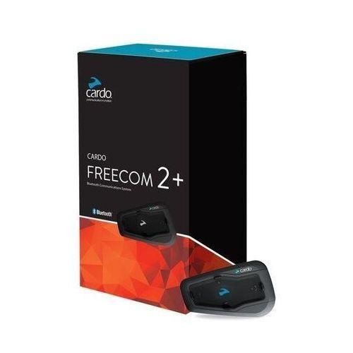 Pozostałe akcesoria do motocykli, Cardo freecom 2+ single
