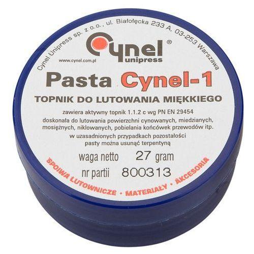 Pozostałe narzędzia spawalnicze, Topnik - pasta Cynel 1 27 g
