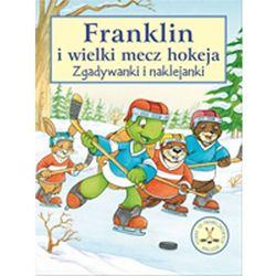 Franklin i wielki mecz hokeja (opr. broszurowa)