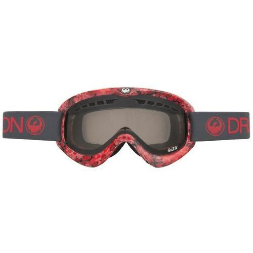 Kaski i gogle, gogle snowboardowe DRAGON - Dx Prism (Smoke) (418) rozmiar: OS