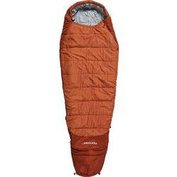 Nordisk Knuth Sleeping Bag 160-190cm Kids, burnt red 2019 Śpiwory Przy złożeniu zamówienia do godziny 16 ( od Pon. do Pt., wszystkie metody płatności z wyjątkiem przelewu bankowego), wysyłka odbędzie się tego samego dnia.