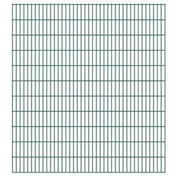 Panel ogrodzeniowy 2008x2230 mm, zielony
