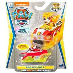 Spin master pojazd psi patrol die cast, marshall
