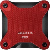 """Dyski zewnętrzne, Dysk zewnętrzny ADATA 2.5"""" SD600 ASD600-256GU31-CRD 256 GB USB 3.1"""
