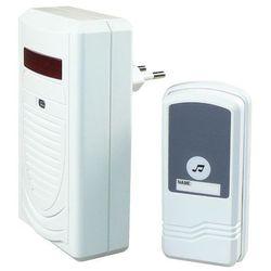 Dzwonek bezprzewodowy EMOS 6898-80 Biały