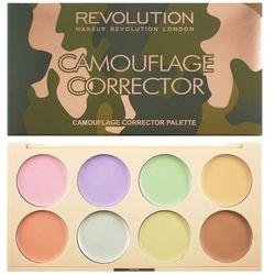 Makeup Revolution, Camouflage Corrector Palette, paleta do korygowania makijażu - Makeup Revolution