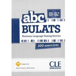 ABC Bulats B1-B2. Książka + CD Business Language Testing Service (opr. miękka)