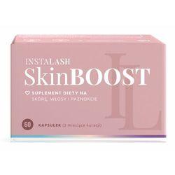 InstaLash SKINBOOST Suplement diety na skórę, włosy i paznokcie