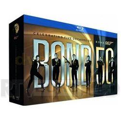 James Bond: Kolekcja 22 Filmy - produkt w magazynie - szybka wysyłka!