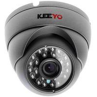 Kamery przemysłowe, Kamera kopułowa KEEYO LV-AL25HD 4in1 analogowa AHDH HDCVI HDTVI