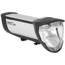Busch + Müller IXON Core Reflektor przedni, silver 2019 Lampki przednie na baterie
