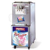 Pozostała gastronomia, Maszyna do lodów włoskich SP33 mobilna 2 smaki + mix z pompą napowietrzającą