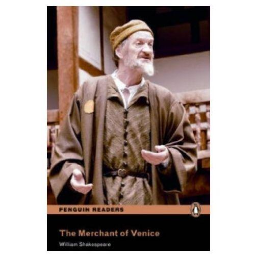 Książki do nauki języka, The Merchant of Venice Plus MP3 CD (Kupiec Wenecki) (opr. miękka)