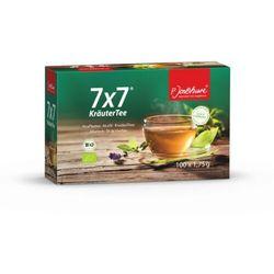 JENTSCHURA Herbata 7x7 100 Saszetek BIO