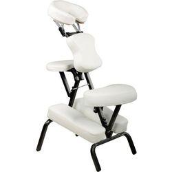 Profesjonalny fotel do masażu MOVIT - biały