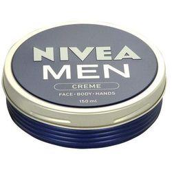 Nivea Men Creme Face Body Hands krem do twarzy na dzień 150 ml dla mężczyzn