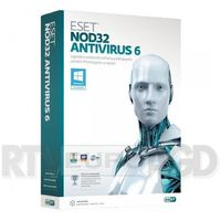 Oprogramowanie antywirusowe, ESET NOD32 Antivirus BOX 1 - desktop - odnowienie na 2 lata