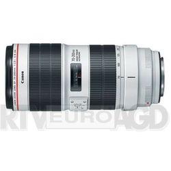 Canon EF 70-200mm f2.8L IS III Zwrot 645zł przy zakupie z aparatem!