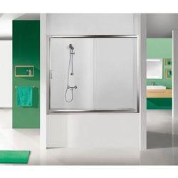 SANPLAST drzwi nawannowe TX5 160 wnękowe szkło W15 (parawan) D2-W/TX5b-160 600-271-1560-38-231