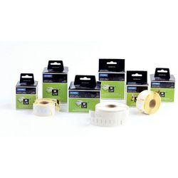 Etykiety adresowe Dymo 89 mm x 36 mm S0722410 - 99013 przezroczysta