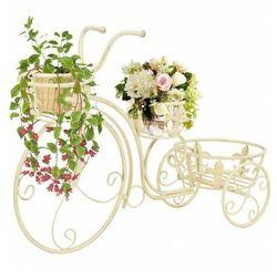 Stojak na rośliny w kształcie roweru - Lorin