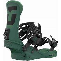 Wiązania snowboardowe, wiązania UNION - Force (Team Hb) Forest Green (FOREST GREEN ) rozmiar: L