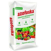 Odżywki i nawozy, Nawóz uniwersalny Azofoska : Pojemność - 25 kg