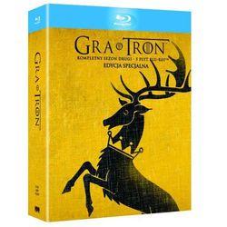 Gra o Tron, sezon 2 (Blu-Ray) - Timothy Van Patten, Alan Tylor, Daniel Minahan