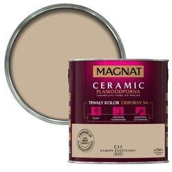 Farba Ceramiczna Magnat Ceramic C11 Kamień Księżycowy 2.5l