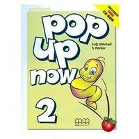 Książki do nauki języka, Pop up now 2 WB MM PUBLICATIONS - H.Q. Mitchell (opr. broszurowa)