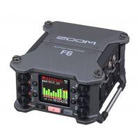 Rejestratory i programy DJ, ZooM F6 cyfrowy rejestrator Płacąc przelewem przesyłka gratis!