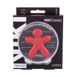 Mr&Mrs Fragrance Niki Cherry zapach samochodowy Napełnienie 1 szt unisex