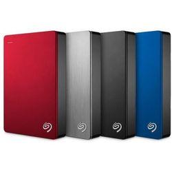 Seagate Backup Plus Portable 4TB + 200GB OneDrive (srebrny) - produkt w magazynie - szybka wysyłka!