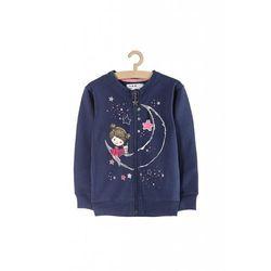 Bluza dziewczęca rozpinana 3F3708 Oferta ważna tylko do 2022-12-13