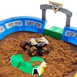 Zestaw Monster Jam Monster Dirt Arena