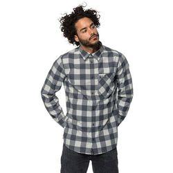 JACK WOLFSKIN Koszula funkcyjna 'Red River' szary bazalt / biały