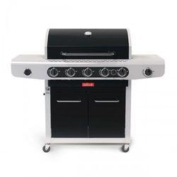 Grill gazowy Siesta 412 Black Barbecook