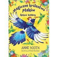 Literatura młodzieżowa, Magiczne królestwo ptaków. śpiące kolibry - anne booth