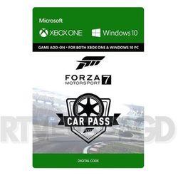 Forza Motorsport 7 - Car Pass [kod aktywacyjny] Xbox One