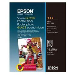 Glossy Photo Paper 10 x 15cm 100 arkuszy Papier fotograficzny EPSON