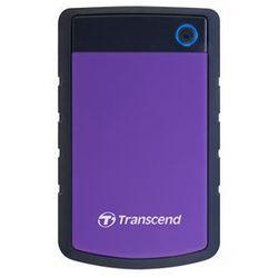 Dysk Transcend TS4TSJ25H3P - pojemność: 4 TB
