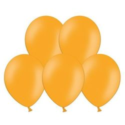 "Balony 12"" Strong, Pomarańczowe, pastelowe 10 szt."