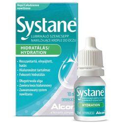 Systane Hydration nawilżające krople do oczu 10ml - data ważności 30-04-2019r.