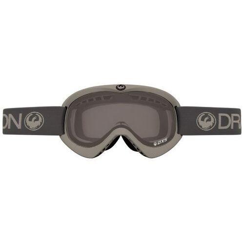 Kaski i gogle, gogle snowboardowe DRAGON - Dxs Melanoid (Smoke) (212) rozmiar: OS