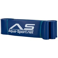 AQUA-SPORT POWERSTRECH SUPERBAND BLUE 2080x4,5x64mm RESISTANCE 29-80kg