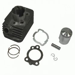 POWER FORCE CZT000298 CYLINDER ŻELIWNY PIAGGIO CIAO MOPED 50 (sw.10mm)